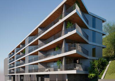 Proyecto viviendas colectivas Elgoibar